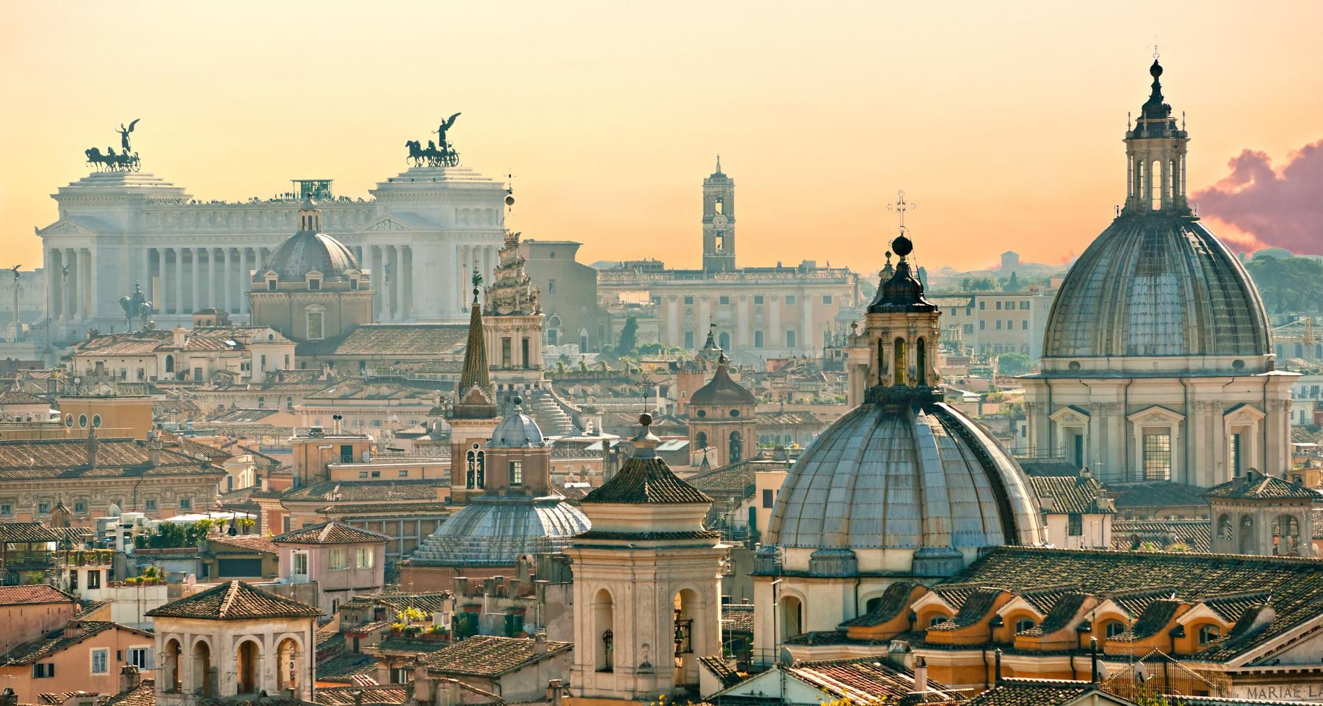 Vista su Roma – Ada Home